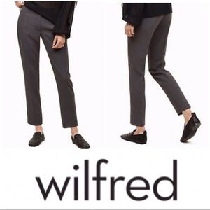 🌿 Aritzia Wilfred Dress Pant Fremont Trouser